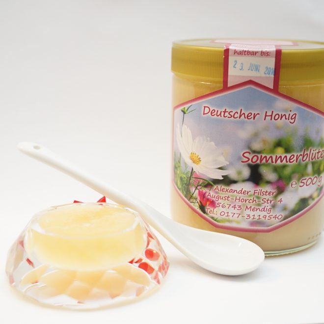 Honig-sommerblüte