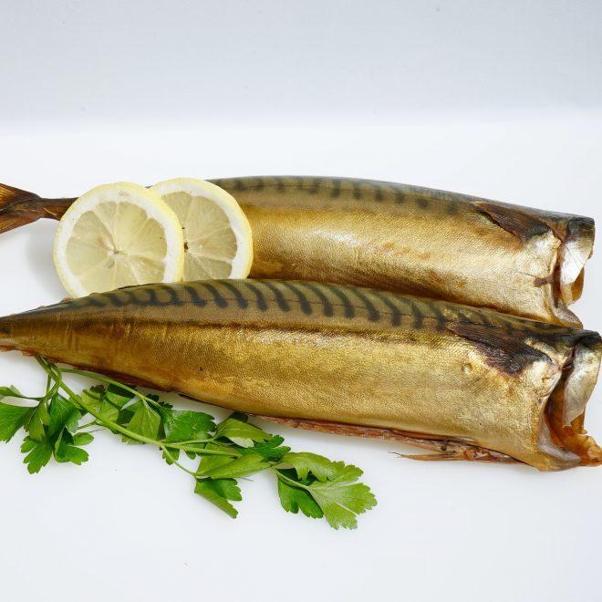 Makrelen kaltgeräuchert